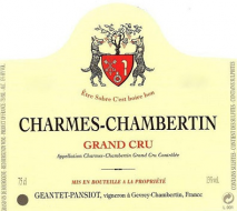Geantet-Pansiot Charmes-Chambertin Grand Cru 2015 Cote de Nuits