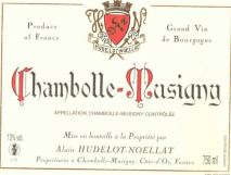 Domaine Hudelot Noellat Chambolle Musigny 2017 Cote de Nuits