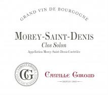 Domaine Camille Giroud, Morey Saint-Denis Clos Solon 2014 Cote de Nuits