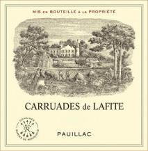 Carruades de Lafite 1985 Pauillac