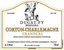 Domaine Dugat Py Corton Charlemagne Grand Cru 2011 Cote de Beaune