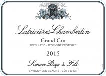 Domaine Simon Bize et Fils, Latricieres Chambertin Grand Cru 2011 Cote de Nuits