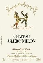 Chateau  Clerc Milon 2006 Pauillac