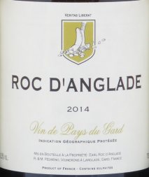 Roc d'Anglade Blanc 2014 Languedoc