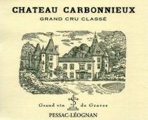 Chateau Carbonnieux 1999 Pessac Leognan