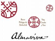 Rothschild/Concha Y Toro Almaviva (Soiled- photos) 2000 Chile