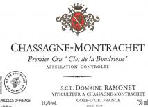 Domaine Ramonet, Chassagne-Montrachet 1er Cru Clos de la Boudriotte Rouge 2010 Cote de Beaune