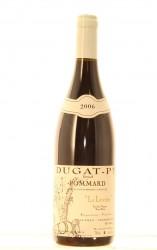 Domaine Dugat-Py Pommard La Levriere Vieilles Vignes 2006 Cote de Beaune