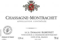 Domaine Ramonet Chassagne Montrachet Rouge 2017 Cote de Beaune