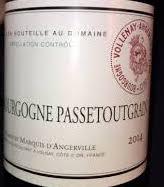 Domaine Marquis d'Angerville, Bourgogne Rouge Passetoutgrain 2015 Bourgogne