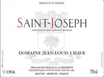Domaine Jean-Louis Chave, Saint Joseph 2016 Hermitage