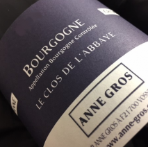 Domaine Anne Gros Bourgogne Rouge Clos de L'Abbaye 2016 Bourgogne