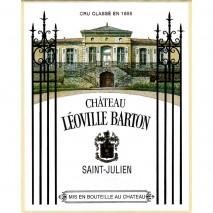 Chateau Leoville Barton 2018 St Julien