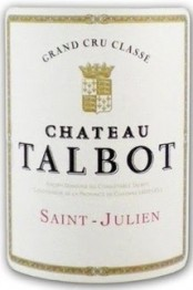 Chateau Talbot 2018 St Julien