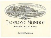 Chateau Troplong Mondot 2018 St Emilion