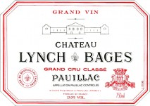 Chateau Lynch Bages 2018 Pauillac