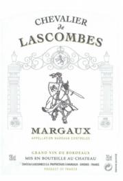 Chevalier de Lascombes 2018 Margaux