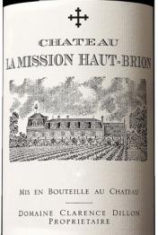 Chateau La Mission Haut Brion 2018 Pessac Leognan