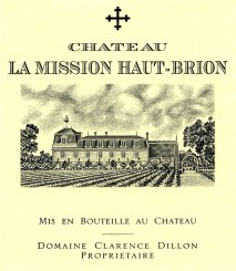 La Chapelle Mission Haut Brion 2018 Pessac Leognan