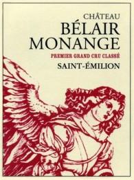 Chateau Belair Monange 2018 St Emilion