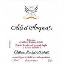 Aile d'Argent Blanc du Chateau Mouton Rothschild 2018 AOC Bordeaux
