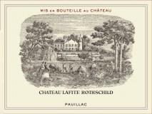 Chateau Lafite Rothschild 2018 Pauillac