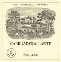 Carruades de Lafite 2018 Pauillac
