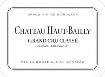 Chateau Haut Bailly 2007 Pessac Leognan