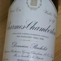 Domaine Denis Bachelet, Charmes Chambertin Grand Cru 2004 Cote de Nuits