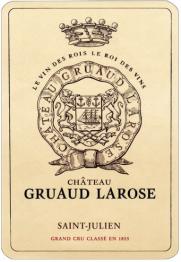 Gruaud Larose 2018 St Julien