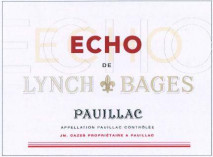 Echo de Lynch Bages 2018 Pauillac