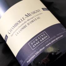 Domaine Anne Gros Chambolle-Musigny La Combe d'Orveau 2017 Cote de Nuits