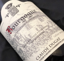 Domaine Claude Dugat Bourgogne Rouge 2013 Bourgogne