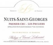 Domaine Lecheneaut, Nuits-Saint-Georges 1er Cru Les Pruliers 2006 Cote de Nuits