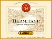 E. Guigal, Hermitage Rouge 2009 Hermitage