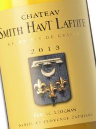 Chateau Smith Haut Lafitte Blanc 1995 Pessac Leognan