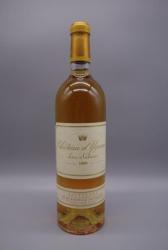 Chateau  d'Yquem 1999 Sauternes
