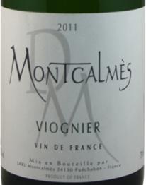 Domaine de Montcalmes Viognier, Vin de France 2015 Languedoc