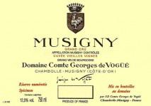 Domaine Comte Georges de Vogue, Musigny 2008 Cote de Nuits
