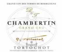 Domaine Tortochot Chambertin Grand Cru 1998 Cote de Nuits