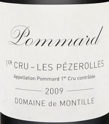 Domaine de Montille, Pommard 1er Cru Les Pezerolles 2000 Cote de Beaune