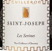 Domaine Yves Cuilleron, Saint Joseph Les Serines Rouge 2010 Saint Joseph