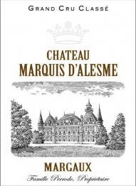 Chateau Marquis Alesme Becker 1993 Margaux