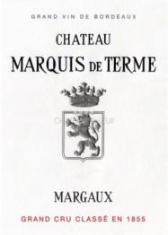 Chateau Marquis de Terme 1988 Margaux