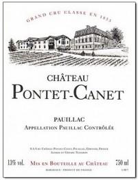 Chateau Pontet Canet 1978 Pauillac