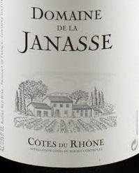 Domaine de la Janasse, Cotes du Rhone Villages 1998 Cotes du Rhone