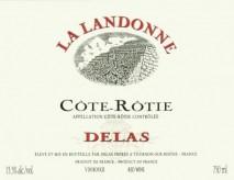 Domaine Delas, Cote Rotie La Landonne 2001 Cote Rotie