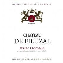Chateau de Fieuzal 1996 Pessac Leognan