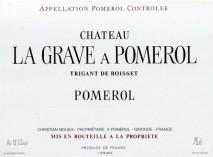 Chateau La Grave a Pomerol 1996 Pomerol
