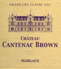 Chateau Cantenac Brown 1999 Margaux